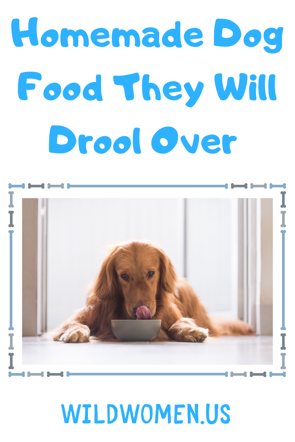 Homemade Dog Food That They Ll Drool Over Wild Women In 2020 Homemade Dog Food Homemade Dog Dog Food Recipes