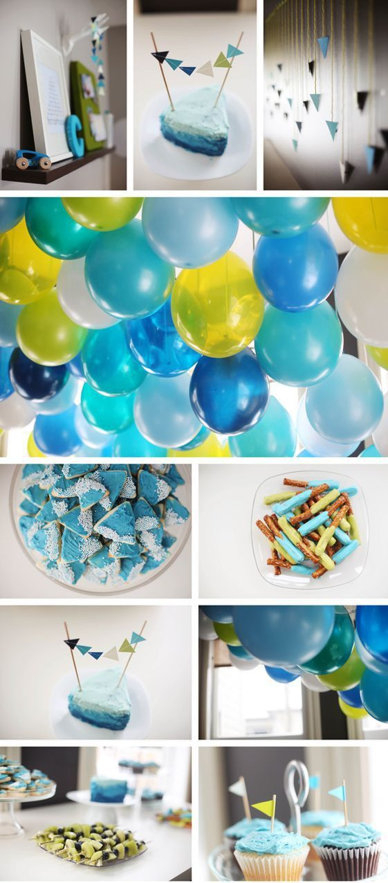 10 Super Cute First Birthday Party Ideas Birthday Themes For Boys First Birthday Themes 1st Birthday Decorations