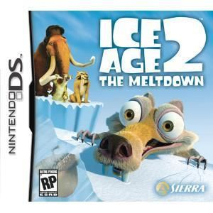 Ice Age 2 The Meltdown - DS Game