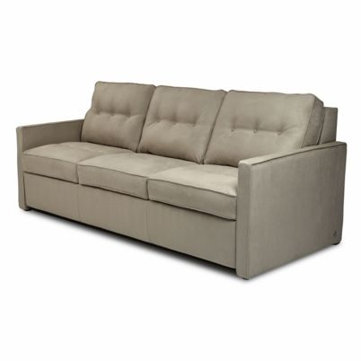 The Natasha Comfort Sleeper By American Leather Spring Less Best Sofa