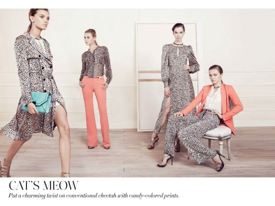 animal... Fashion, Dresses with sleeves, Dresses