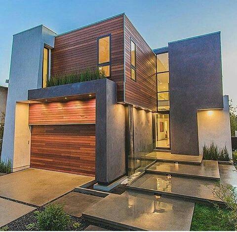 High-end mansión de Amil Apel