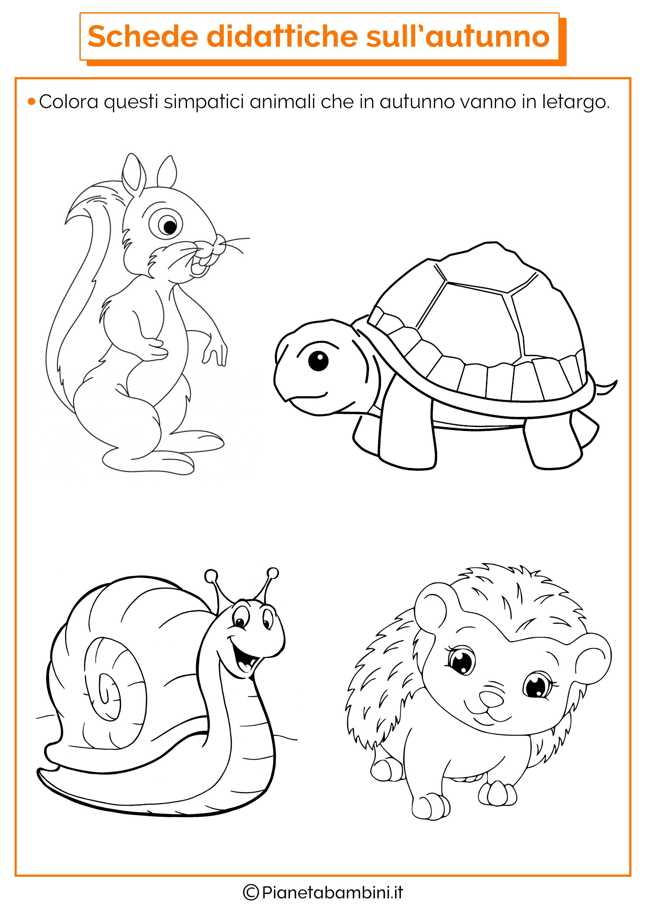 halloween disegni da color are per autistici