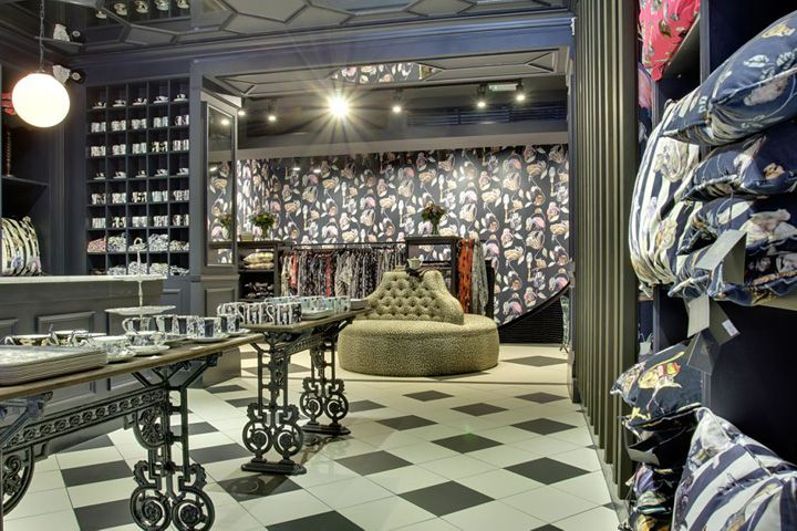 House of Hackney flagship store by MRA London UK 03 House of Hackney flagship store by MRA, London   UK