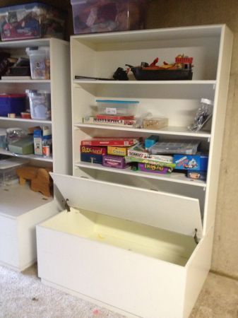 Toy Box Shelf Diy Furniture Shelves Toy Storage