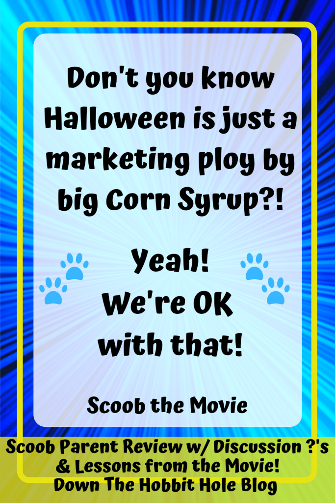 Halloween 2020 Parent Review Scoob: Parent Review with Discussion Questions in 2020   Family