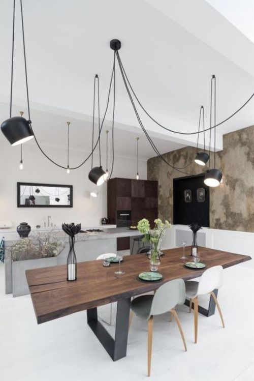 Aim Suspension Lighting by Ronan and Erwin Bourouleac for FLOS
