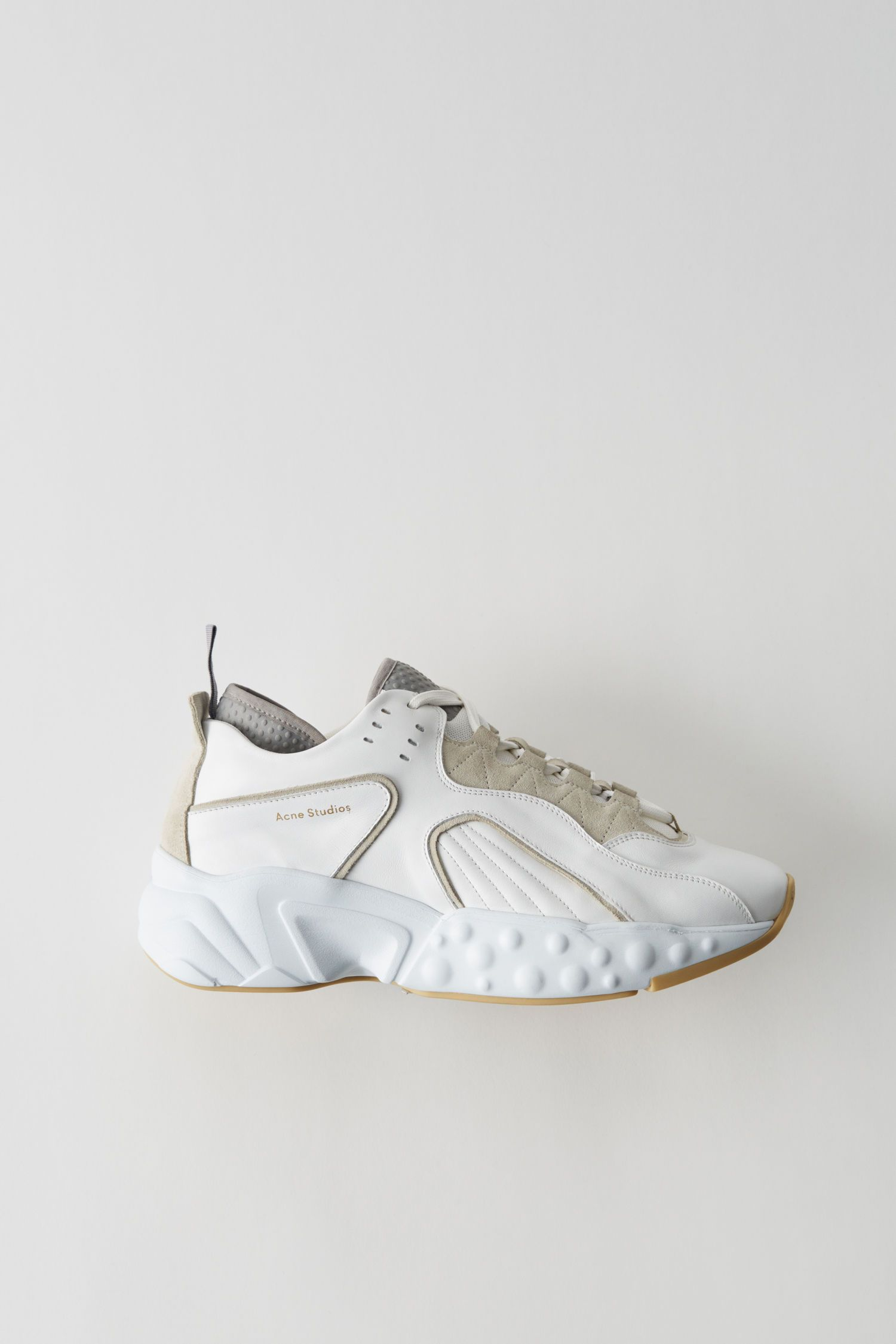 1ab5a2ac8fb ACNE STUDIOS Technical sneakers white.  acnestudios  shoes