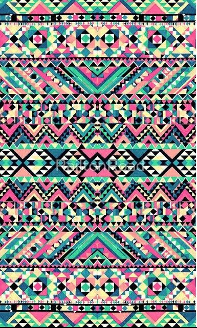Fondos Tribal Pattern Background Aztec Wallpaper Cute