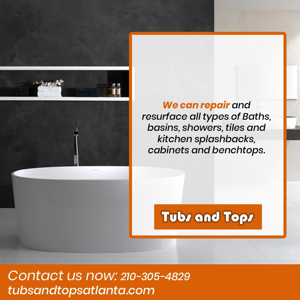 We Transform Your Bathtub And Remodel Your Kitchen Refinish