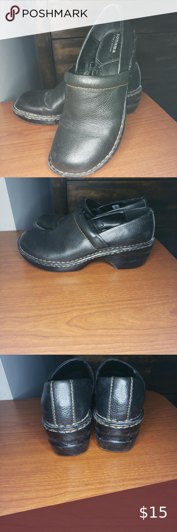 clogs, Sonoma shoes