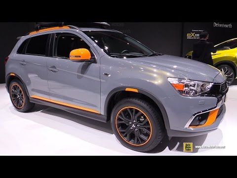 Mitsubishi to Launch a New Compact SUV in North America by 2017 - YouTube
