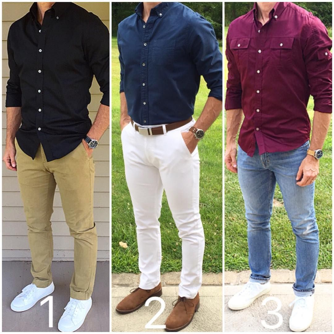 7 117 Mentions J Aime 236 Commentaires Chris Mehan Chrismehan Sur Instagram Which Mens Casual Outfits Mens Fashion Casual Outfits Stylish Mens Outfits