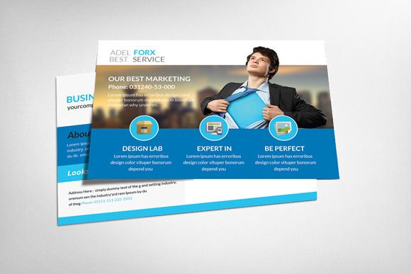 How to design a postcard for marketing – Best postcards 2017 photo ...