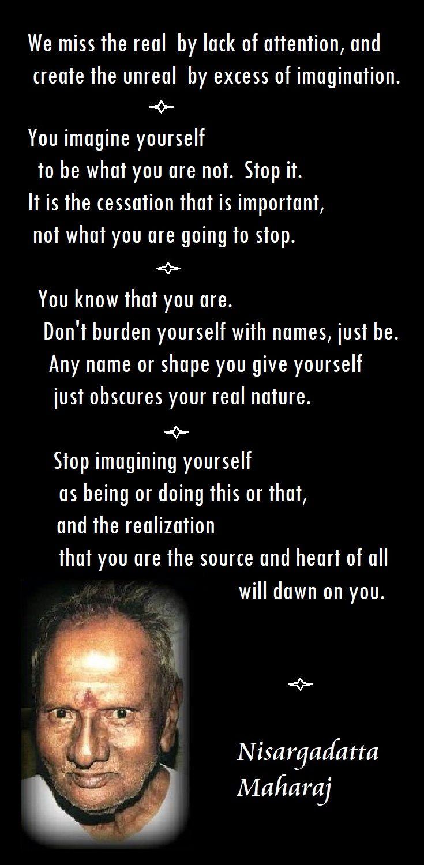 Sri Nisargadatta Maharaj quotes - Spiritual awakening
