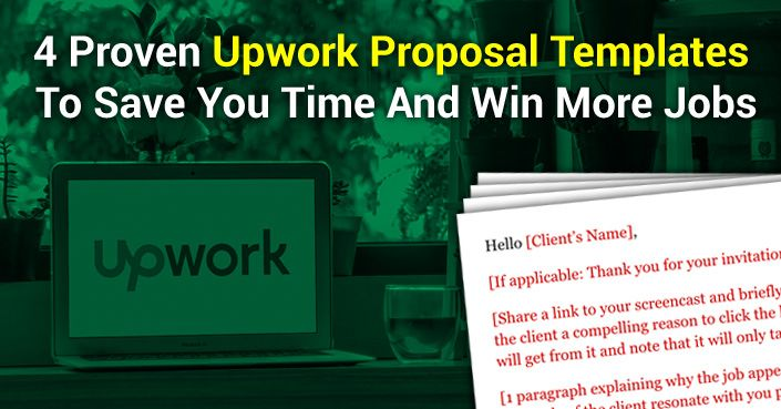 4 proven upwork proposal templates social media management