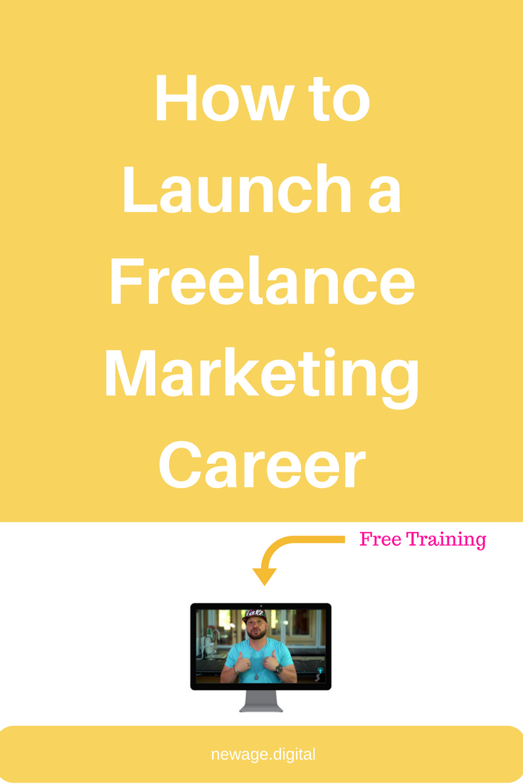 Getting Started In Freelance Marketing Includes A Free Pdf And