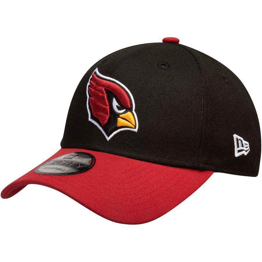 Men S Arizona Cardinals New Era Black Cardinal The League Two Tone 9forty Adjustable Hat Your Price 21 9 Black Cardinal Nfl Arizona Cardinals Adjustable Hat