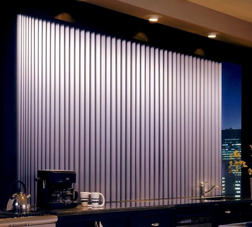 Vertical blinds with fabric repair NYC Brooklyn Alluring