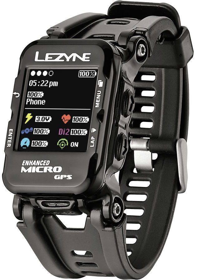 94cd878539a2 Lezyne Micro Color GPS HR Loaded Watch