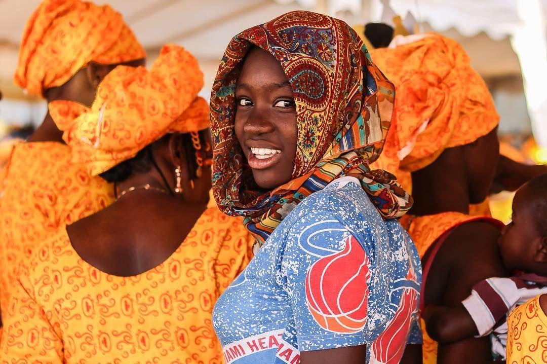 "Oman Seth Ahouansou, ""La fête des femmes JUMBO"", // Miami Heat//, Bamako, Mali."