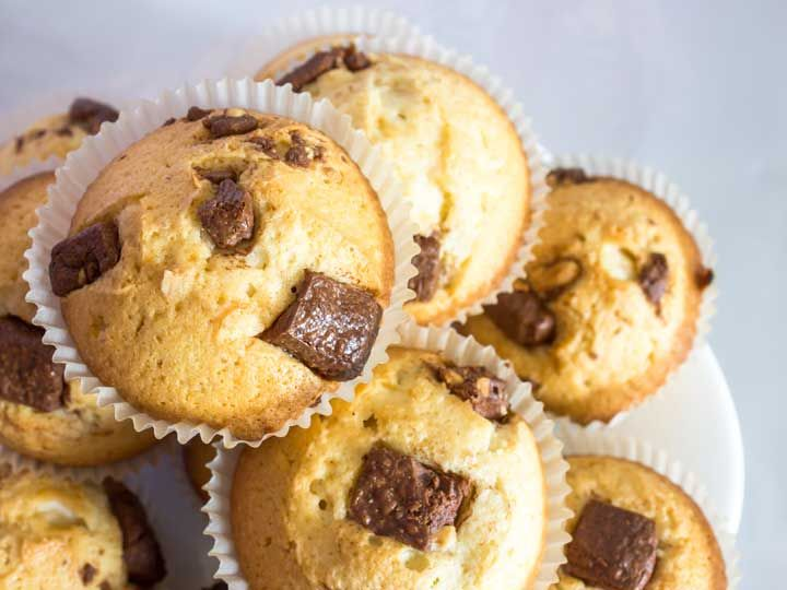 low carb vanille muffins low carb rezepte pinterest vanille muffins vanille und glutenfrei. Black Bedroom Furniture Sets. Home Design Ideas