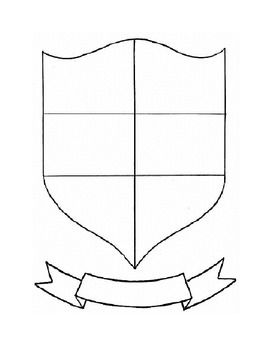 Coat of Arms- An Introductory Activity | School Stuff
