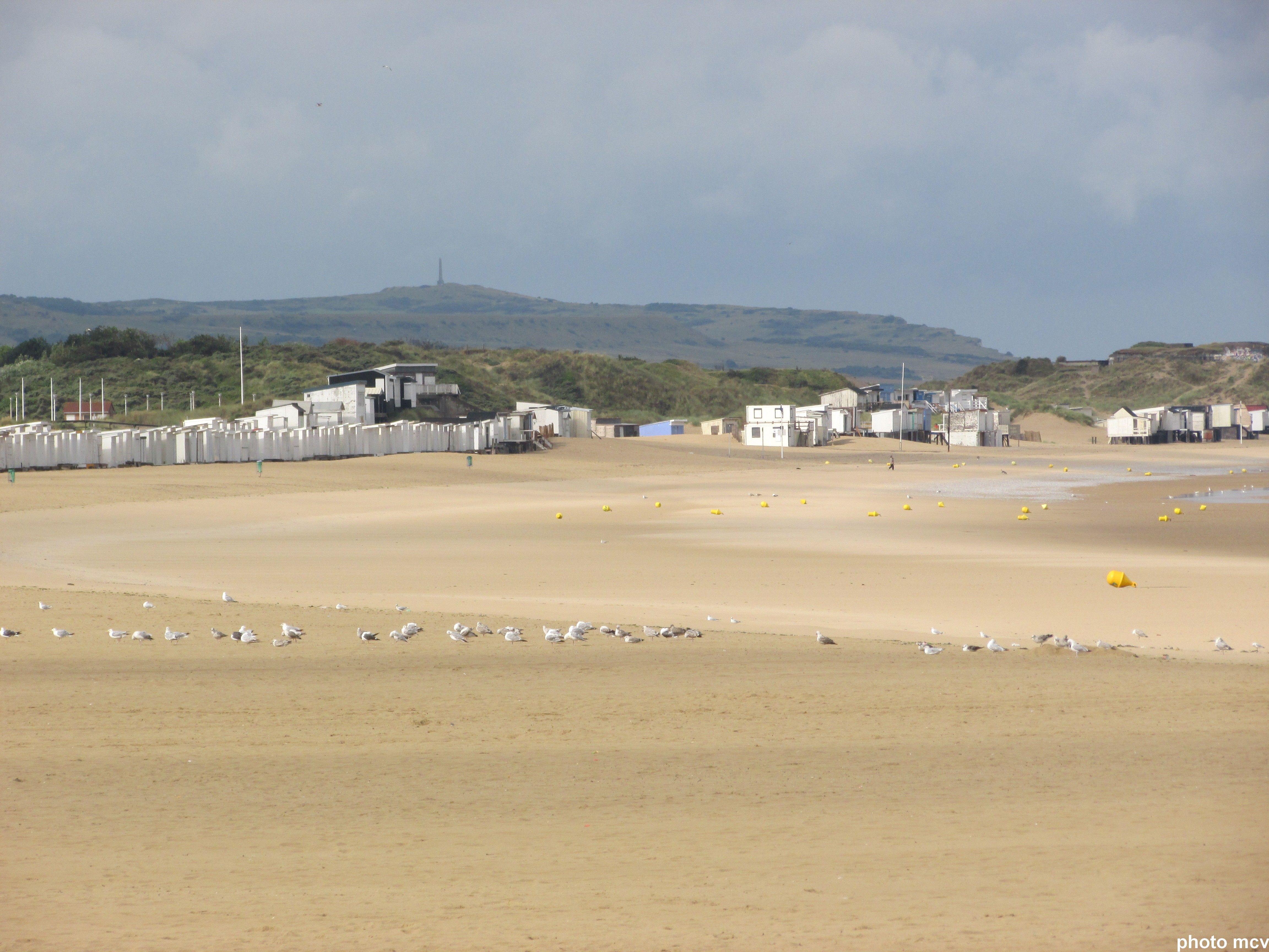Notre superbe plage de sable fin
