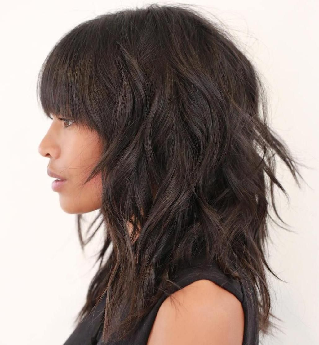 50 Most Universal Modern Shag Haircut Solutions | Hair | Účesy