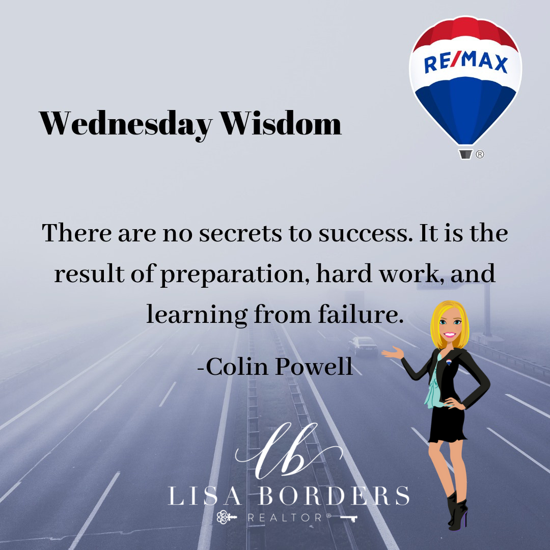 Wednesday Wisdom There Are No Secrets To Success It Is The Result Of Preparation Hard Work And Learning Secret To Success Work Hard Wednesday Wisdom