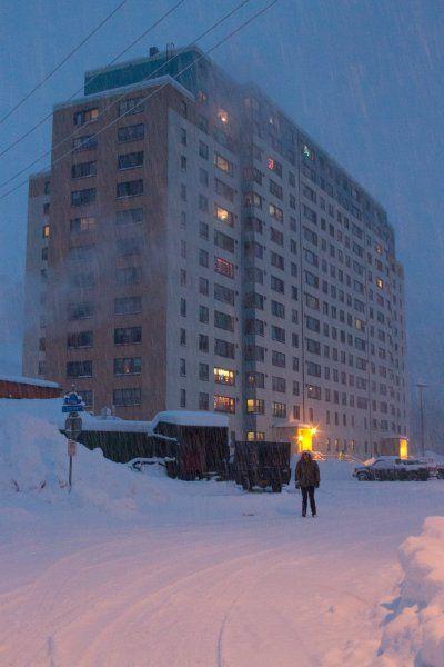 Here S What It S Like To Visit Whittier Alaska The Town Under One Roof Alaska Travel Whittier Alaska Alaska