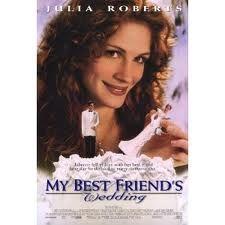My Best Friend S Wedding Movie Poster Recherche Google Wedding Movies Best Friend Wedding Friend Wedding