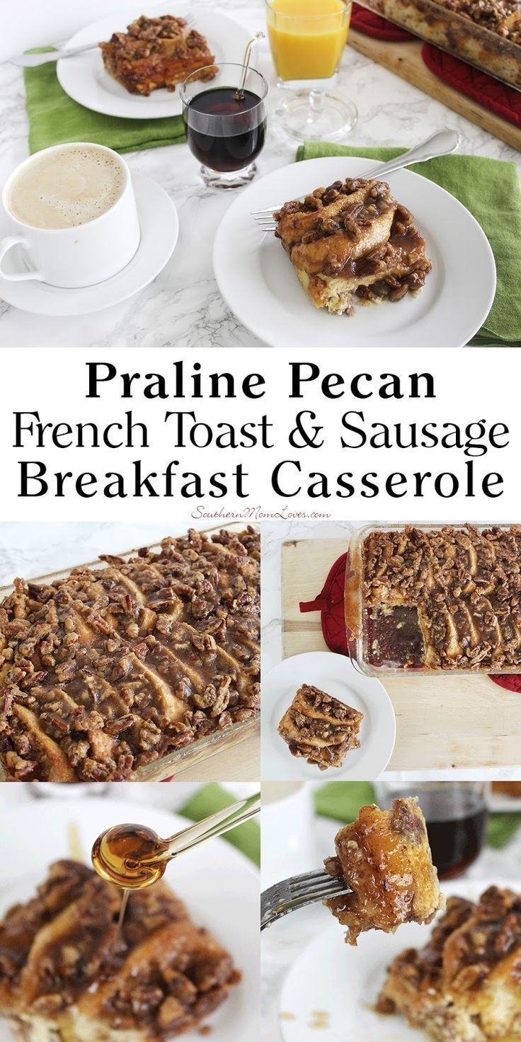 Today I have an amazingly delicious make-ahead breakfast casserole recipe for a special holiday morning. Praline Pecan French Toast & Sausage Breakfast Casserole + Win $50 in Save-A-Lot Grocery Gift Cards! #ad #holidaysmadeeasy #savealotinsiders