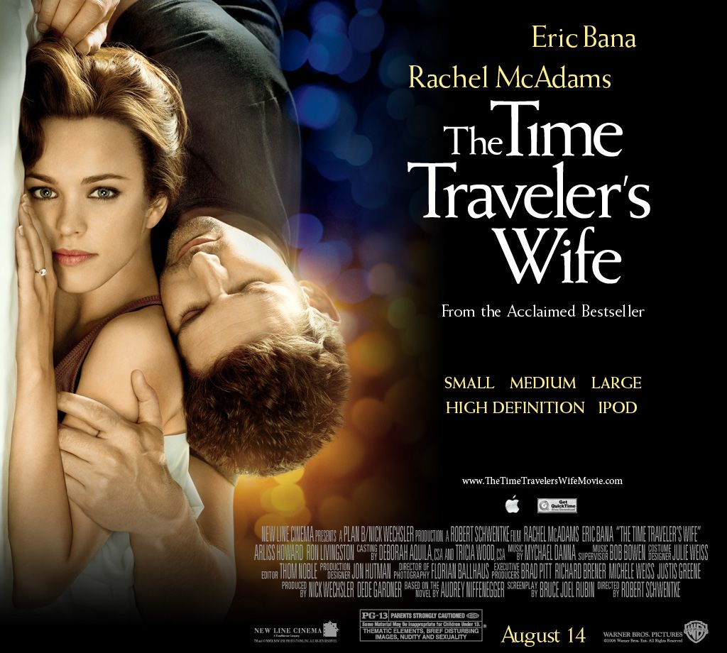 Has any1 read 'The Time travellers wife' ?