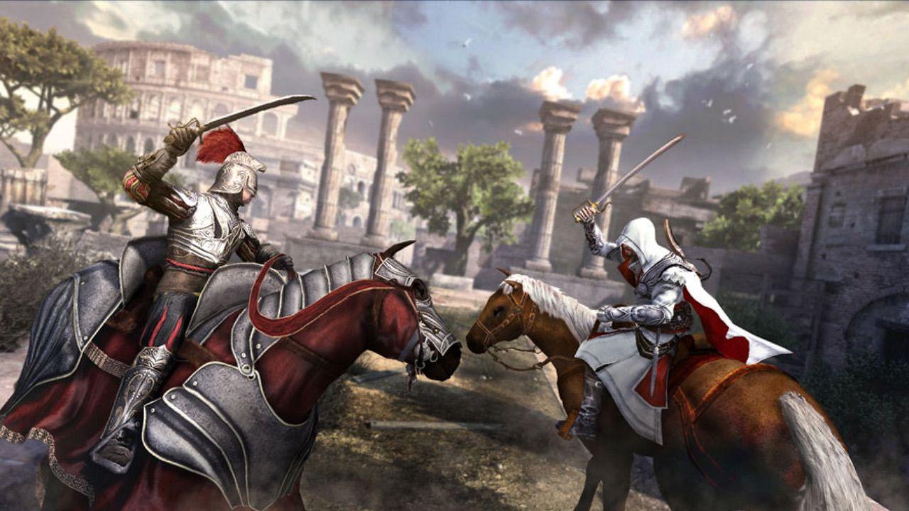 Popular Wallpaper Horse Assassin'S Creed - d863a56e4ffa519f12264dccc2d4929d  Picture_959661.jpg