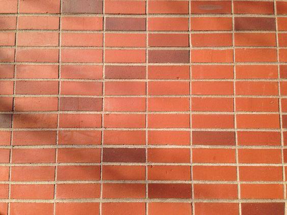 Stacked Bond Brick Wall Brick Wall Brick Flooring Brick
