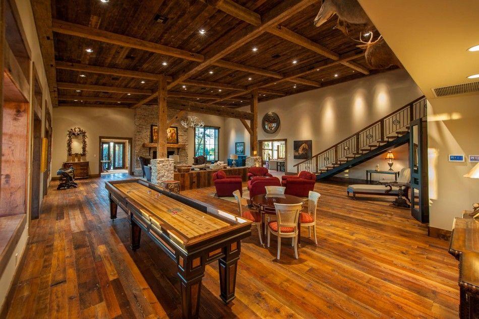 Iron Spring Ranch Lodge Heritage Restorations Pole Barns
