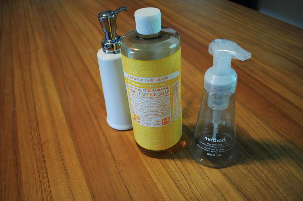 Dr. Bronner's Natural Castile Hand Soap — Linda Lammie