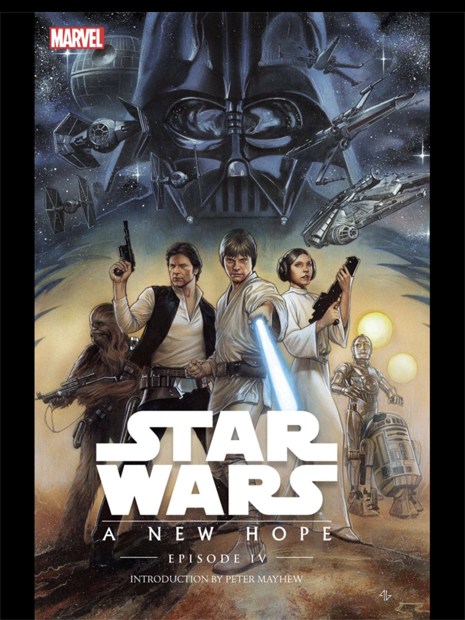 Pin By Wgabsher On Comic Book Covers Star Wars Episode 4 Star Wars Episode Iv Star Wars Poster