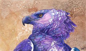 paint me purple by Novawuff