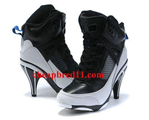 Air Jordan 3.5 High Heels winkel