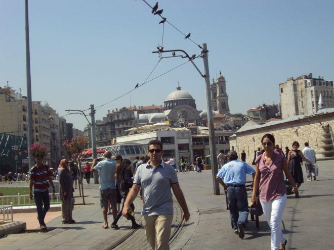 Pienimaailmanvalloittaja: Istanbul - Turkki  Matkakertomus