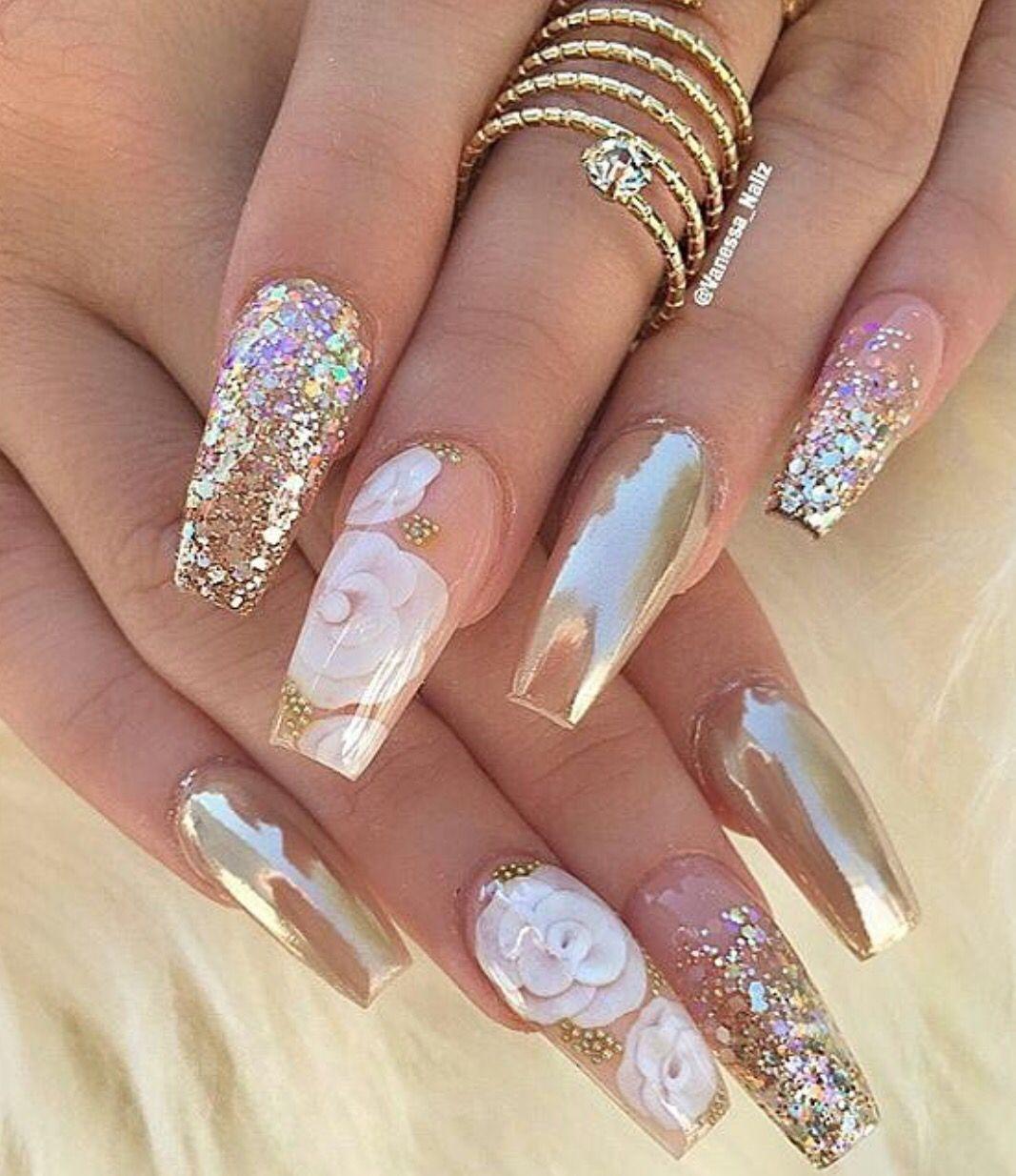 aliciajeanh | Beautiful nails! | Pinterest | Nail nail, Makeup and ...