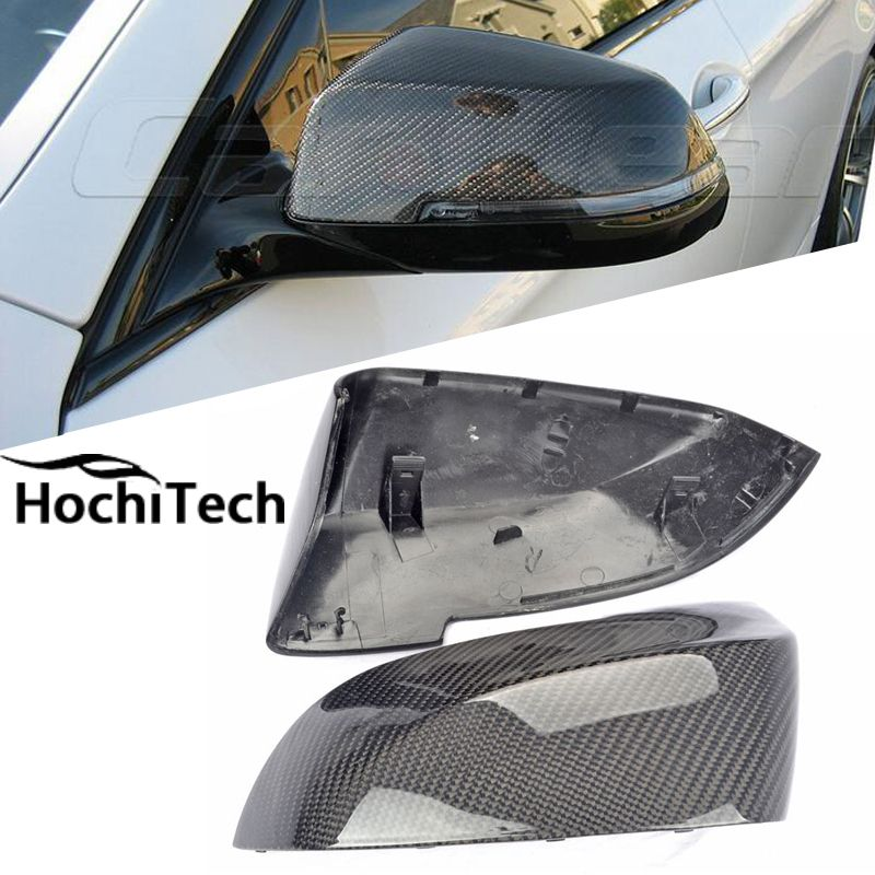Top Quality 100 Real Replacment Type Carbon Fiber Side Mirror Covers For Bmw F10 F11 F18 2014 2015 2016 Fiber Siding Carbon Fiber Side Mirror