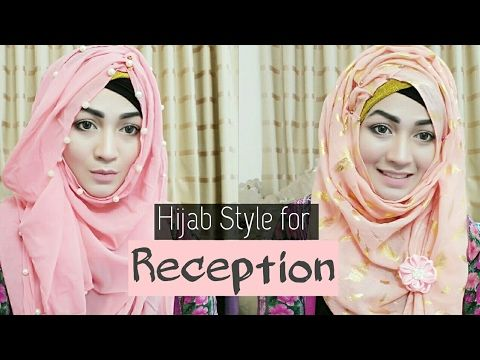 Modesty Hijab Style For Party Parizaad Youtube Hijab Fashion Hijab Hijab Styles For Party