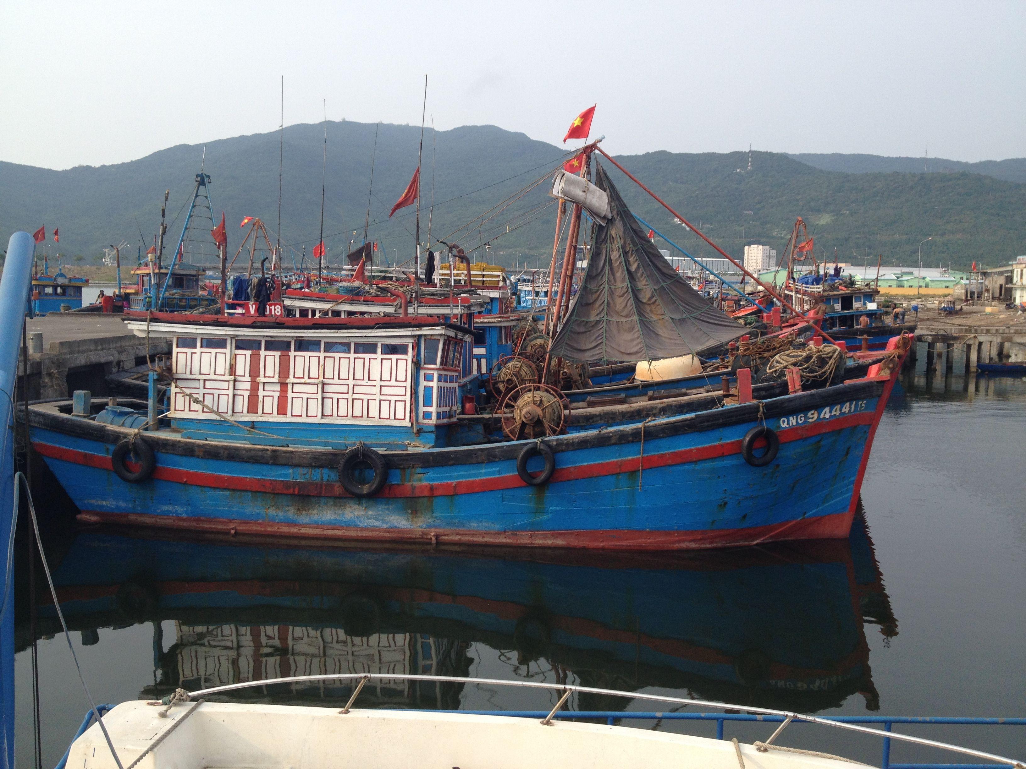 Da Nang City harbor | Da Nang Region Vietnam #3TBBC #NHTV ...