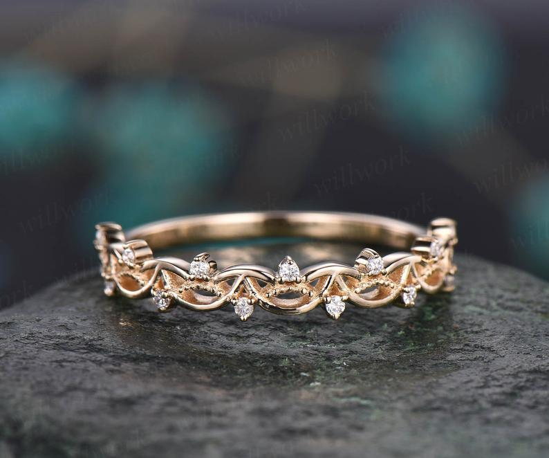 Rustic WEDDING-Bridesmaid-ONE 1 gold tone Adjustable Vintage Repurposed WhiteChampagne PEARL Crystal Rhinestone BraceletEarring Set
