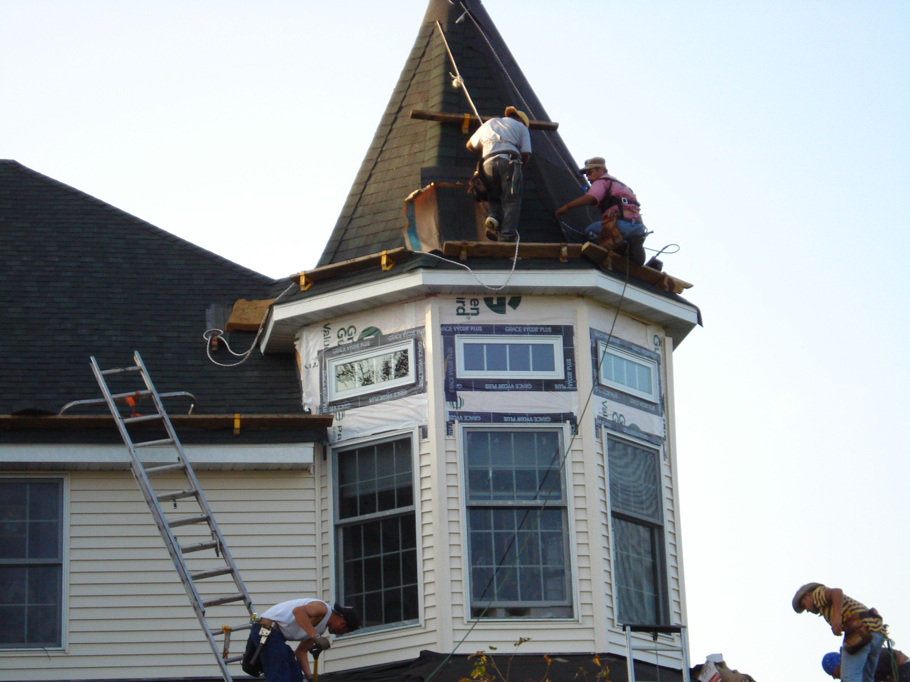 Total Home Exteriors, roofing services include repairs and ...