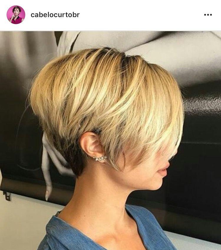 Pin Von Linda Lindman Auf Hair Boxie Frisur Haarschnitt Ideen Styling Kurzes Haar
