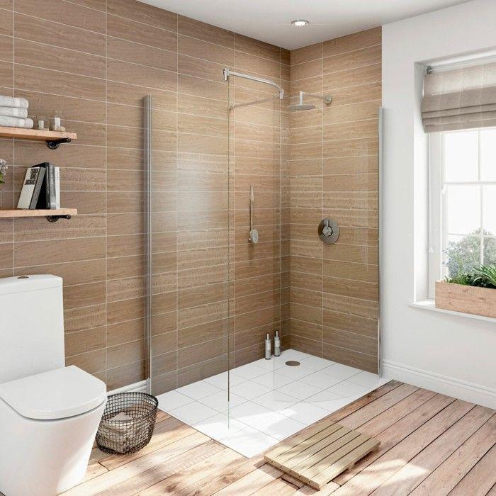 Ebenerdige Dusche ein Trend im modernen Baddesign und